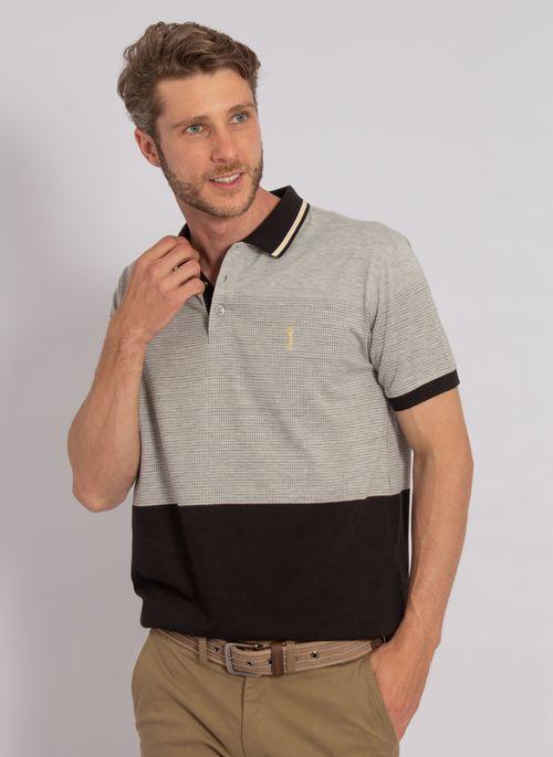 camisa-polo-aleatory-masculina-listrada-believe-cinza-modelo-4-