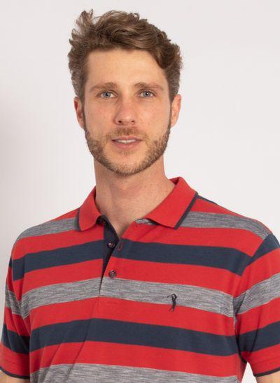 camisa-polo-aleatory-masculina-listrada-magic-vermelho-modelo-1-