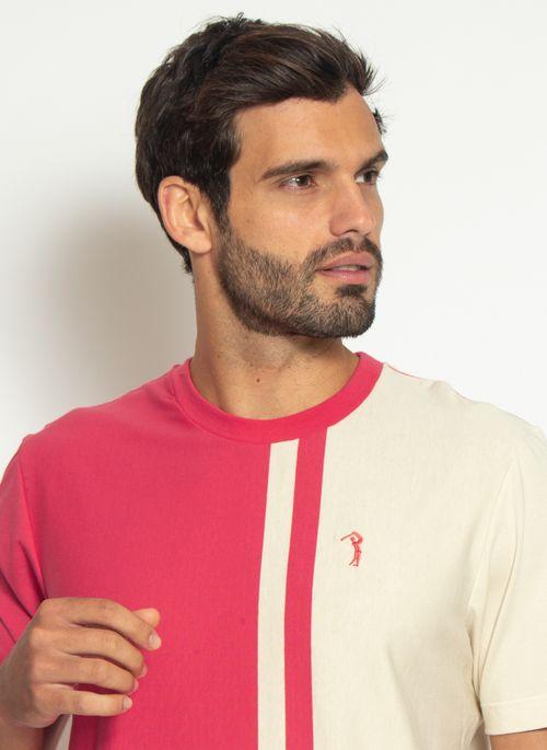 camiseta-aleatory-listrada-masculina-think-vermelho-modelo-1-