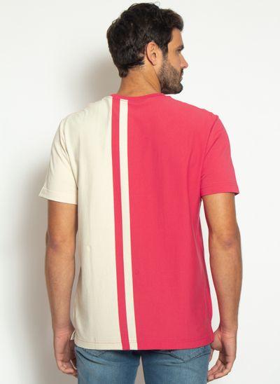 camiseta-aleatory-listrada-masculina-think-vermelho-modelo-2-