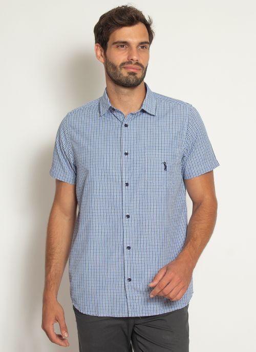 camisa-aleatory-masculina-manga-curta-xadrez-light-azul-modelo-2021-4-
