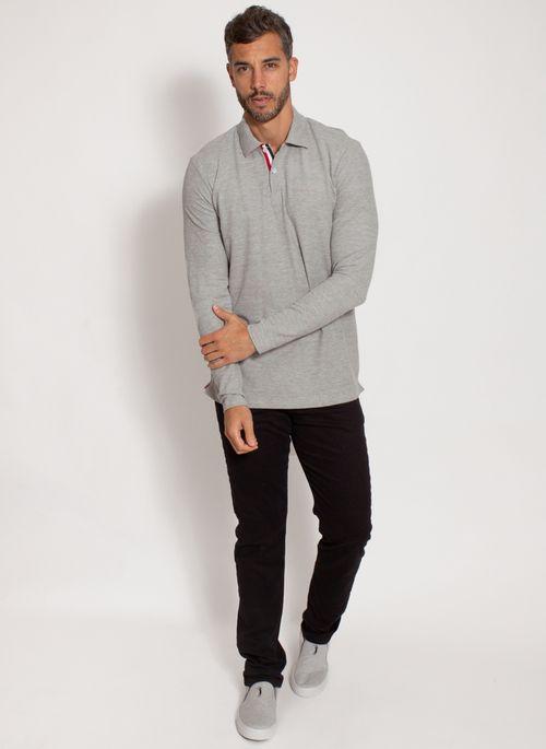 camisa-polo-aleatory-masculina-manga-longa-crypto-cinza-modelo-3-