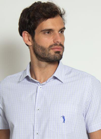 camisa-aleatory-masculina-manga-curta-xadrez-thin-azul-modelo-1-