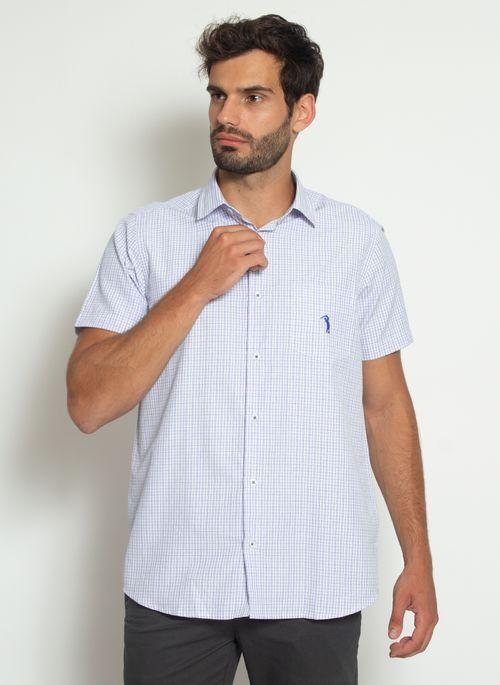 camisa-aleatory-masculina-manga-curta-xadrez-thin-azul-modelo-4-