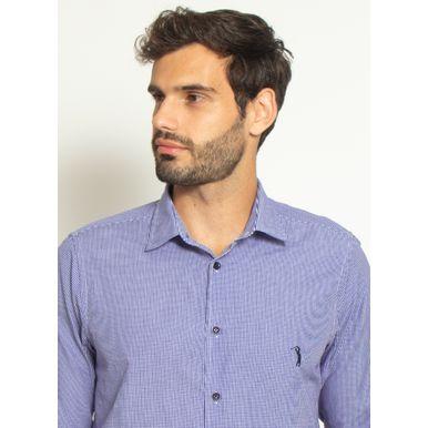camisa-aleatory-masculina-manga-longa-xadrez-micro-azul-modelo-1-