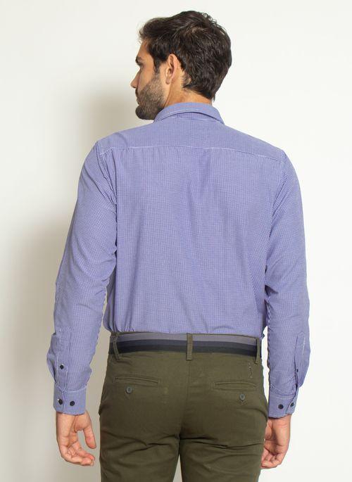 camisa-aleatory-masculina-manga-longa-xadrez-micro-azul-modelo-2-
