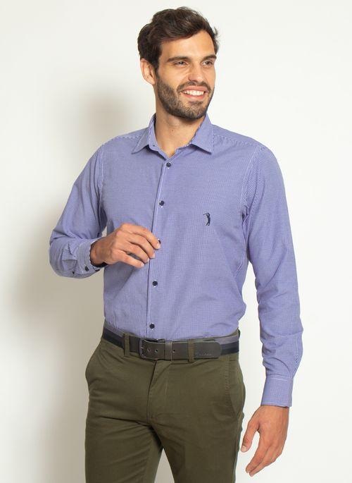 camisa-aleatory-masculina-manga-longa-xadrez-micro-azul-modelo-4-