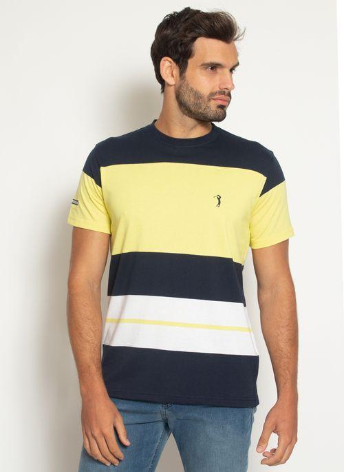 camisata-aleatory-masculina-listrada-check-amarelo-modelo-2021-l-4-