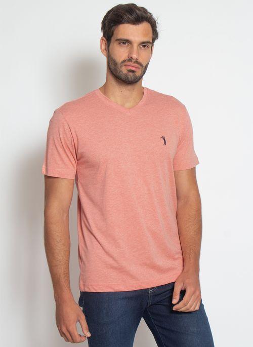 camiseta-aleatory-masculina-gola-v-basica-mescla-laranja-modelo-2021-4-