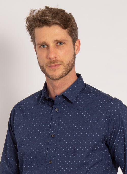 camisa-aleatory-masculina-manga-longa-estampada-quad-marinho-modelo-1-