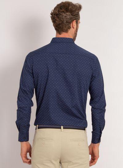 camisa-aleatory-masculina-manga-longa-estampada-quad-marinho-modelo-2-
