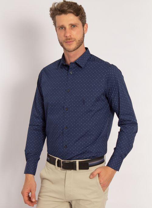 camisa-aleatory-masculina-manga-longa-estampada-quad-marinho-modelo-4-