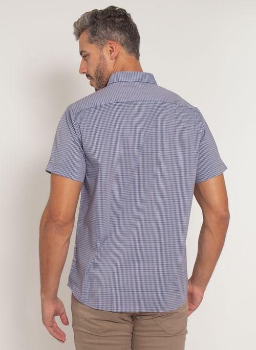 camisa-aleatory-masculina-manga-curta-xadrez-tech-strech-fast-marinho-modelo-2-