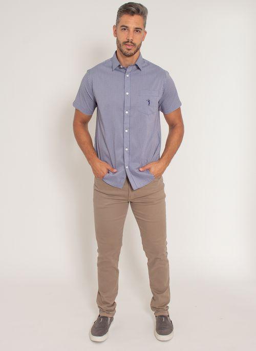 camisa-aleatory-masculina-manga-curta-xadrez-tech-strech-fast-marinho-modelo-3-