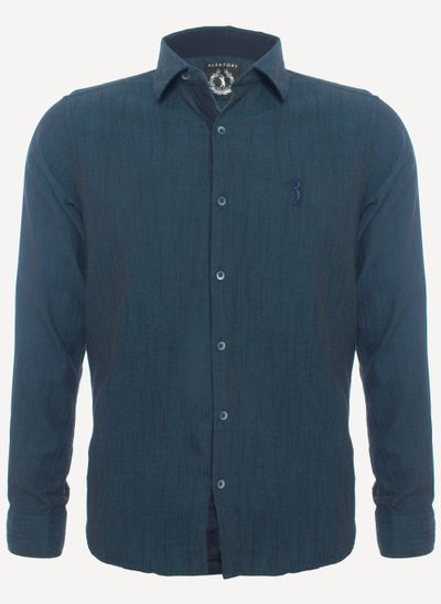 camisa-aleatory-masculina-fashion-chambray-black-marinho-still-1-