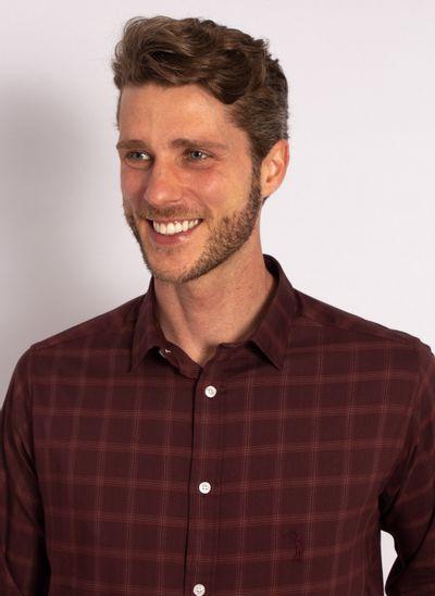 camisas-aleatory-masculina-xadre-tech-strech-bordo-modelo-1-