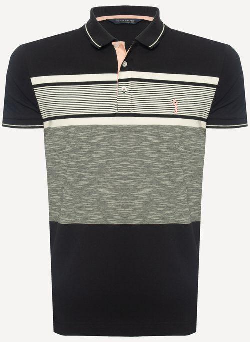camisa-polo-aleatory-masculina-listrada-happy-preta-still-1-