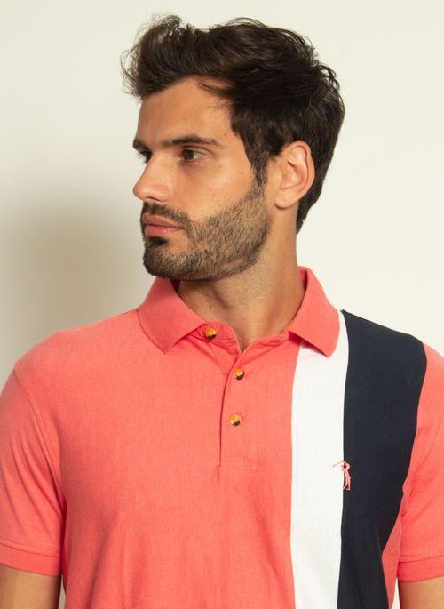 camisa-polo-aleatory-listrada-force-laranja-modelo-2021-1-