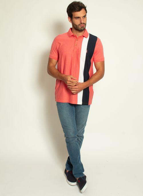 camisa-polo-aleatory-listrada-force-laranja-modelo-2021-3-