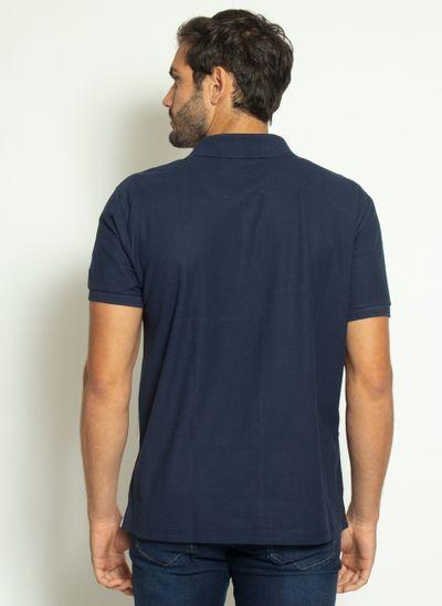 camisa-polo-aleatory-piquet-sundown-azul-modelo-2-
