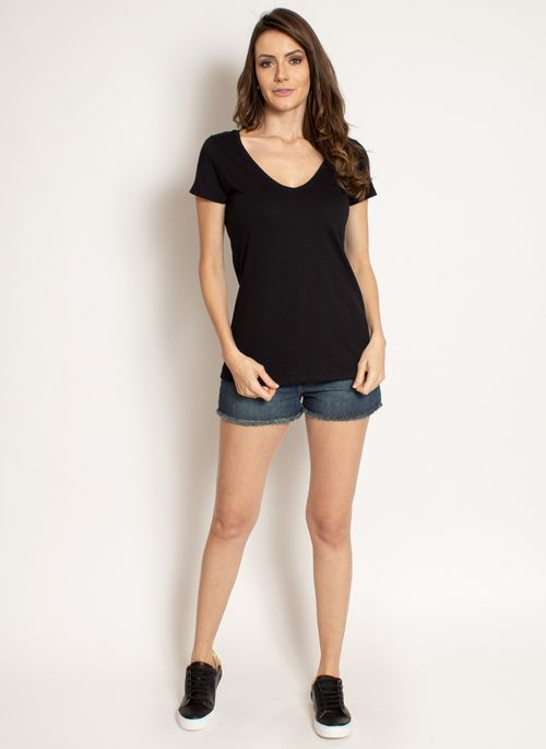 camiseta-aleatory-feminina-gola-v-basica-preta-modelo-2019-3-