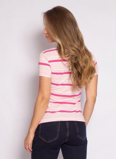 camisa-polo-aleatory-feminina-piquet-listrada-fit-rosa-modelo-2021-2-