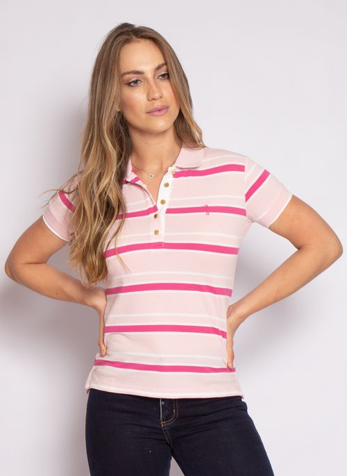 camisa-polo-aleatory-feminina-piquet-listrada-fit-rosa-modelo-2021-4-