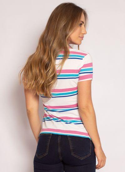 camisa-polo-aleatory-feminina-piquet-diamond-rosa-modelo-2021-2-
