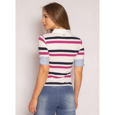 camisa-polo-aleatory-feminina-3-4-azalea-branca-modelo-2021-2-