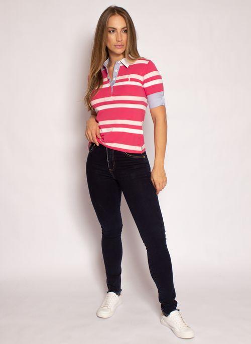 camisa-polo-aleatory-feminina-3-4-azalea-rosa-modelo-2021-4-