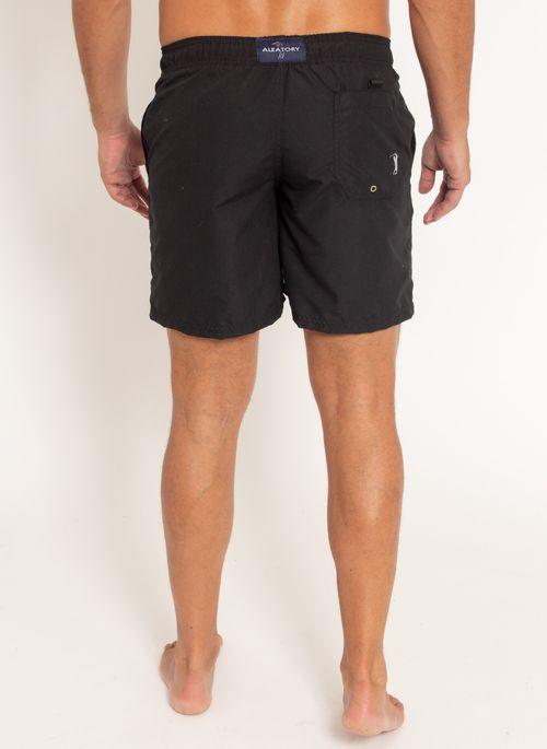 shorts-masculino-aleatory-stripe-preto-modelo-4-