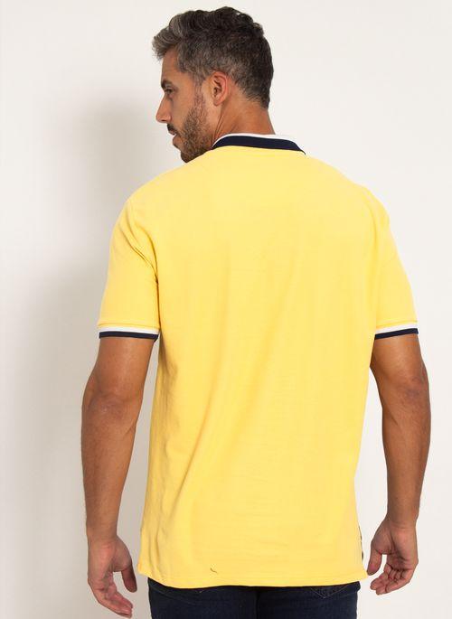 camisa-polo-aleatory-piquet-standing-amarelo-modelo-2-