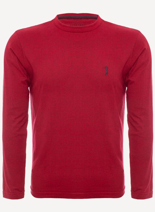 camiseta-aleatory-masculina-lisa-manga-longa-freedom-mescla-vermelha-still-1-