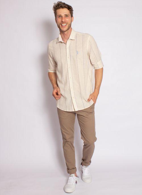 camisa-aleatory-masculina-manga-longa-listrada-linho-bege-modelo-3-
