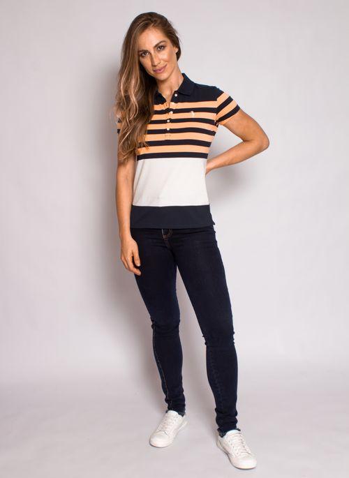 camisa-polo-aleatory-feminina-listrada-lycra-nicy-laranja-modelo-3-