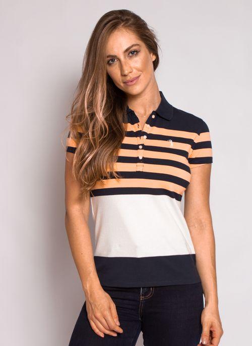camisa-polo-aleatory-feminina-listrada-lycra-nicy-laranja-modelo-4-