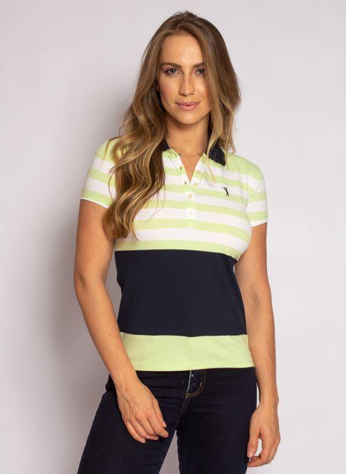 camisa-polo-aleatory-feminina-listrada-lycra-nicy-verde-modelo-4-