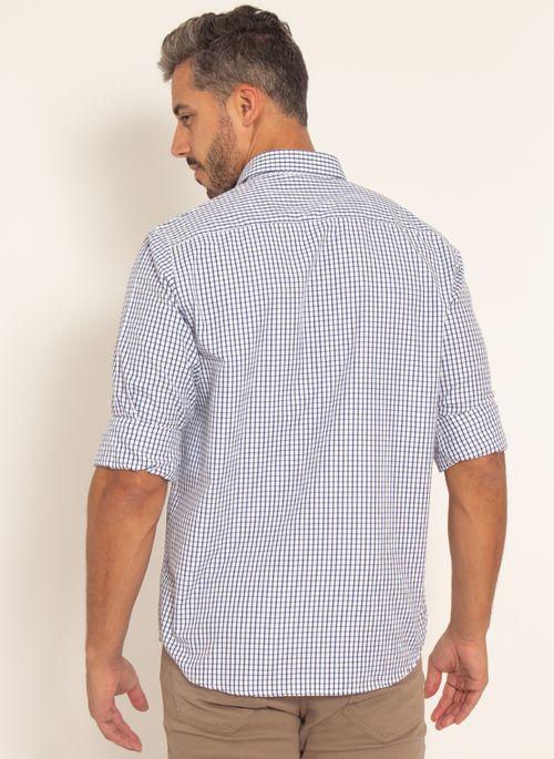 camisa-aleatory-masculina-manga-longa-xadrez-all-blue-modelo-2-