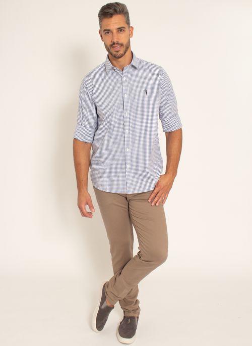 camisa-aleatory-masculina-manga-longa-xadrez-all-blue-modelo-3-
