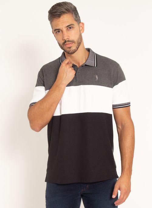 camisa-polo-aleatory-masculina-piquet-recortada-special-preta-modelo-2021-4-