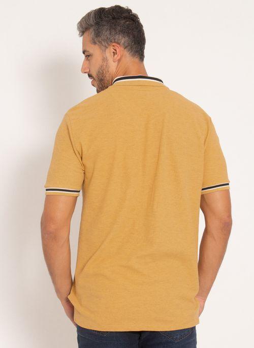 camisa-polo-aleatory-masculina-piquet-like-amarelo-modelo-2021-2-