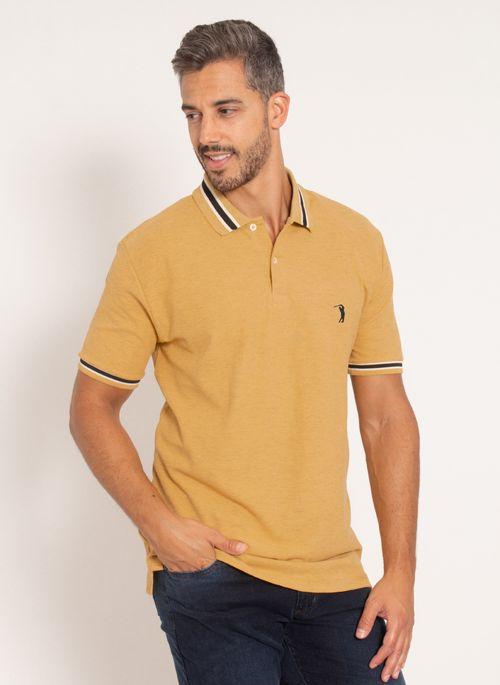 camisa-polo-aleatory-masculina-piquet-like-amarelo-modelo-2021-4-