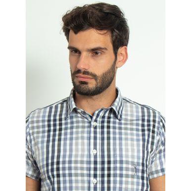 camisa-aleatory-manga-curta-xadrez-masculina-blue-night-modelo-1-