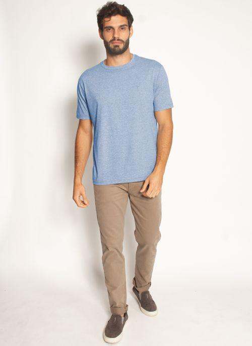 camiseta-aleatory-masculina-basica-lisa-mescla-azul-azul-modelo-2021-3-