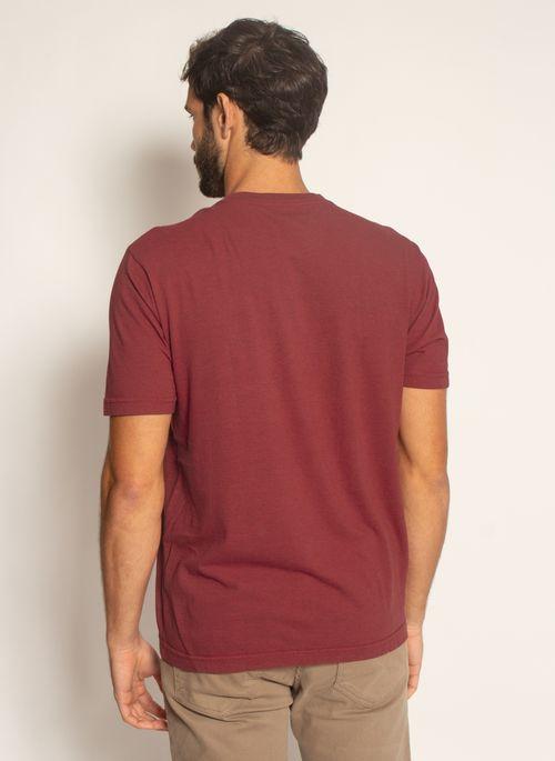 camiseta-aleatory-masculina-basica-lisa-mescla-vermelho-modelo-2021-2-