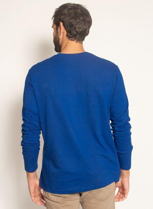 camiseta-aleatory-masculina-basica-lisa-manga-longa-freedom-azul-modelo-2021-2-