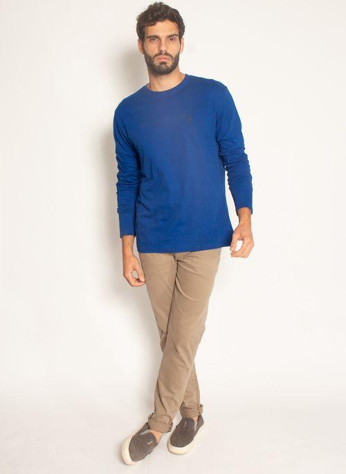 camiseta-aleatory-masculina-basica-lisa-manga-longa-freedom-azul-modelo-2021-3-