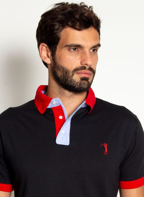 camisa-polo-aleatory-peitilho-contraste-lisa-preto-modelo-2021-1-