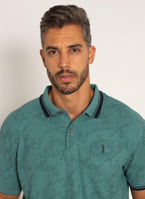 camisa-polo-aleatory-masculina-piquet-estampada-premium-verde-modelo--1-