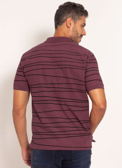 camisa-polo-aleatory-masculina-piquet-estampada-line-bordo-modelo-2-